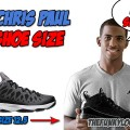 Chris Paul Shoe Size