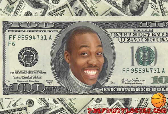 Dwight Howard Contract Extension
