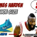 What Size Shoes Does James Harden Wear?