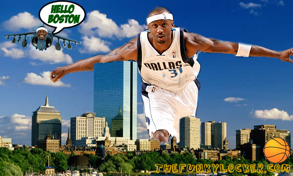 Jason Terry to Sign Offer Sheet With Boston Celtics