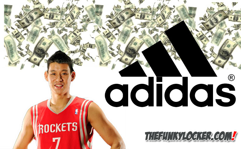 Jeremy Lin Signs With Adidas
