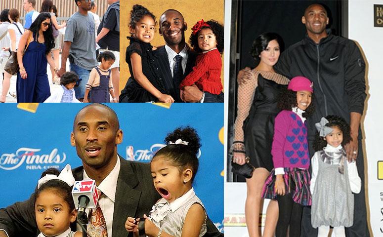 Kobe Bryant Daughters