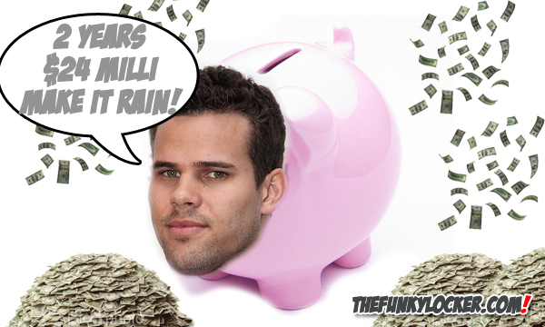 Kris Humphries Resigns With Brooklyn Nets