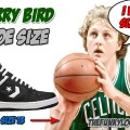 What Size Shoes Does Larry Bird Wear?