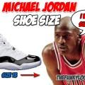 What Size Shoes Does Michael Jordan Wear?