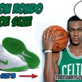 What Size Shoes Does Rajon Rondo Wear?