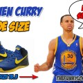 What Size Shoes Does Stephen Curry Wear?
