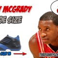 What Size Shoes Does Tracy McGrady Wear?