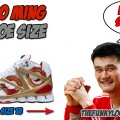 What Size Shoes Does Yao Ming Wear?